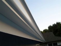 Seamless aluminium guttering is the ultimate choice for households, local authorities and large buildings