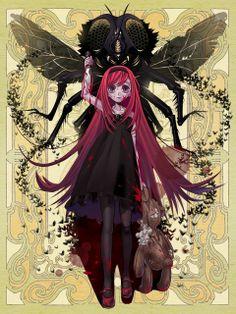 anime dark