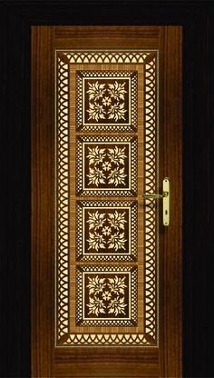 Enjoy The Beauty Of Stylish Interior Wooden Doors Pooja Room Door Design, Door Design Interior, Main Door Design, Front Door Design, Internal Wooden Doors, Entry Doors With Glass, Wood Doors, Rustic Doors, Folding Doors