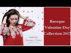 Ethnic By Outfitters Valentine Day Collection 2017