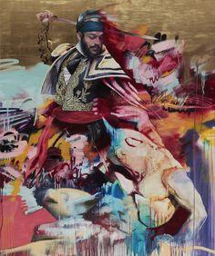 CONOR HARRINGTON http://www.widewalls.ch/artist/conor-harrington/ #contemporary #art #urbanart