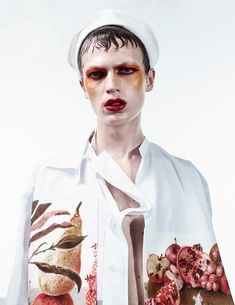 Jonas Gloer, Mateo Garnier, Otto-Valter Vainaste and Quintin Van Konkelenberg photographed by Willy Vanderperre and styled by Olivier Rizzo, for the Spring/Summer 2016 issue of Man About Town. Makeup Inspo, Makeup Inspiration, Fashion Art, Editorial Fashion, Spring Fashion, Kasimir Und Karoline, Portrait Photography, Fashion Photography, Man About Town