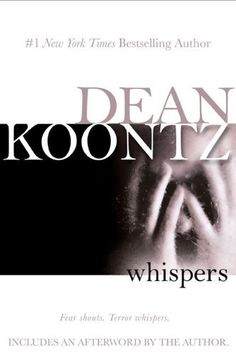 Whispers by Dean Koontz, http://www.amazon.com/dp/042520992X/ref=cm_sw_r_pi_dp_D5tVqb00CSW24