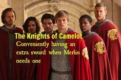 So true! Merlin Knight Funny Camelot geek