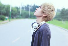 ulzzang boys | Tumblr  *Like the exact cut and color im thinking about*