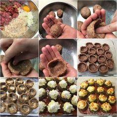 Hasan paşa köftesi veya diğer ismiyle püreli köfte içindeki et ve patatesiyle oldukça doyurucu, lezzetli bir köfte tarifi.