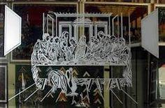 pinturas jateadas no espelho - Pesquisa Google