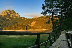 Black Lake, Durmitor Mountain