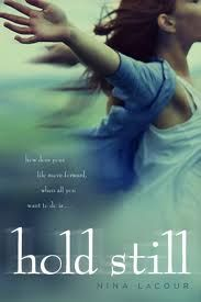 'Hold Still' by Nina LaCour. One of the most beautiful books I've ever read.