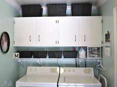 Small Laundry Room Ideas | LAUNDRY ROOM DESIGNS