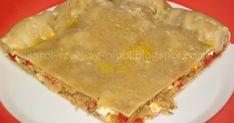 Haz click aquí para ver la receta de la masa de empanada.   INGREDIENTES PARA EL RELLENO: 1/2 cebolla grande  1 pack de 6 latas de atún a...