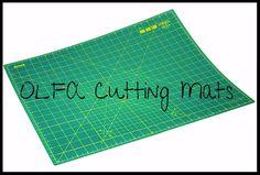 "Olfa Rotary and Cutting Mat - 24"" x 36"""