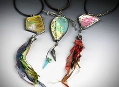 Susan Lenart Kazmer on Enameling: Texture, Patterns, and Color on Metal - Jewelry Making Daily - Blogs - Jewelry Making Daily