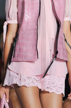 Fashion Week Detail Pictures Spring 2014 | POPSUGAR Fashion