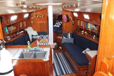 1988 Ericson 38 Sail Boat For Sale - www.yachtworld.com