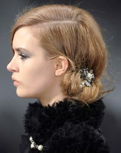 Chanel Fall 2011 - Chanel's best beauty looks of all time - Elle Canada