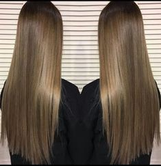33 trendy ombre hair color ideas of 2019 - Hairstyles Trends Brown Blonde Hair, Light Brown Hair, Light Hair, Brunette Hair, Blonde Honey, Brunette Color, Ombre Hair, Balayage Hair, Hair Inspo