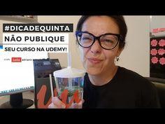 IMPORTANTE: Não publique seu curso na Udemy!! - YouTube Round Glass, Youtube, Internet, Dibujo, Youtubers, Youtube Movies