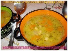 Kαλημερα και καλη εβδομαδα σε ολους!!! Σημερα το μενου εχει λευκη λεμονοριγανατη πεντανοστιμη φασολαδα!!! Δοκιμαστε την και ετσι.. ειναι το κατι αλλο!!! Greek Recipes, Soup Recipes, Greek Beauty, Carrot And Ginger, Cooking Time, Cheeseburger Chowder, Food To Make, Carrots, Vegetarian