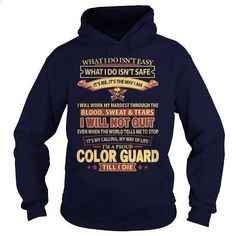 COLOR-GUARD #teeshirt #fashion. PURCHASE NOW => https://www.sunfrog.com/LifeStyle/COLOR-GUARD-Navy-Blue-Hoodie.html?60505