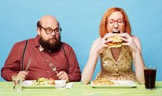 'I'll have what he's having': How our friends make us FAT because we feel pressured to order what they do