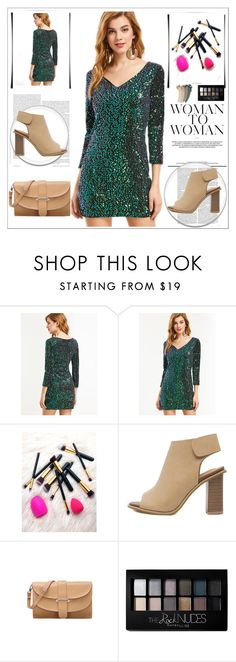 """""""Romwe 10/10"""" by amrafashion ❤ liked on Polyvore featuring Maybelline and Gucci"""