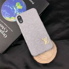 LV Embroidery Phone Case For iPhone XR iPhone 6 7 8 Plus Xr X Xs - - LV Embroidery Phone Case For iPhone XR iPhone 6 7 8 Plus Xr X Xs Max - The Louis Vuitton Case is High Quality Guarantee - Please select model and color to buy Iphone 8 Plus, Iphone 7, Apple Iphone, Rose Gold Accessories, Iphone Accessories, Record Player Speakers, Cell Phone Cases, Iphone Cases, Louis Vuitton