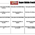 This is a super fun worksheet that can be used as either independent practice or as a mini-lesson to teach fractions.  The students will need a cop...