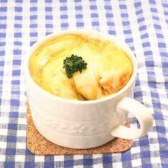 Mug Recipes, Baby Food Recipes, Fall Recipes, Tasty Videos, Food Videos, Easy Cooking, Cooking Recipes, Onigiri Recipe, Football Food
