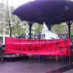 Dampferdemo vom 05.05.2012 in Düsseldorf