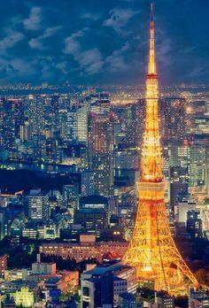 Tokyo Tower,Japan