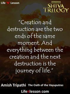 Shiva Trilogy Quotes by Amish Tripathi