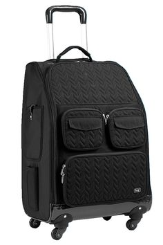 the knack: Lug Cruiser 4-Wheel Roller Bag - Luggage You Can't Wait to Use