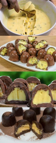 Chocolate Tiramisu, Chocolate Cups, Easy Sweets, Banoffee, Dessert Recipes, Desserts, Easy Cooking, Food And Drink, Favorite Recipes