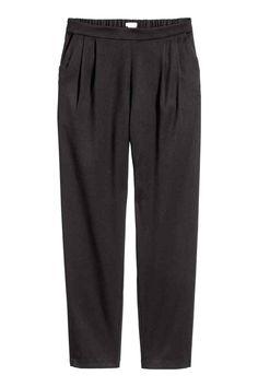 Широкие брюки | H&M