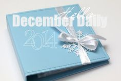 My creative corner: December Daily - Day 1
