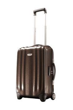 Куфар на 2 колела Cubelite 66 см цвят шоколад