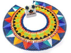 Afro, Boho Accessories, African Dress, African Fashion, Beads, Pattern, Jewelry, Dresses, Ideas