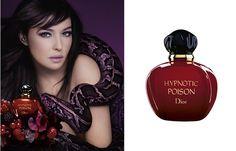 Monica Bellucci pour Dior Hypnotic Poison - Monica Bellucci égérie de Hypnotic Poison Dior - Parfums femme automne 2009: nouveauté parfum septembre - égéries parfums 2009