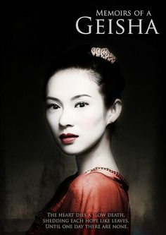 Rambling of a Malcontent: Memoirs of a Geisha: A Dream look into the world o. Rob Marshall, Theater, Michelle Yeoh, Memoirs Of A Geisha, Movie Covers, Legend Of Korra, Avatar The Last Airbender, Great Movies, Les Oeuvres