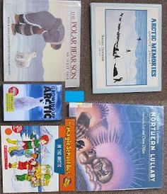 Great kids books to go with Arctic Study. From Jen's Little Things Teaching Kindergarten, Teaching Ideas, Preschool, Indigenous Education, Artic Animals, Arctic Tundra, Animal Habitats, Science Books, Biomes