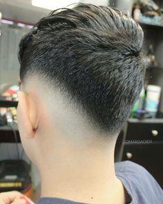 Haircuts For Medium Hair, Best Short Haircuts, Haircuts For Men, Short Hair Cuts, Medium Fade Haircut, Short Hair Styles, Undercut Fade, Disconnected Undercut, Mens Hair Trends