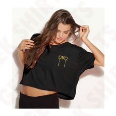 OVO Drake October's very own OVOXO BOXY t shirt LADIES club paradise tee YMCMB | eBay