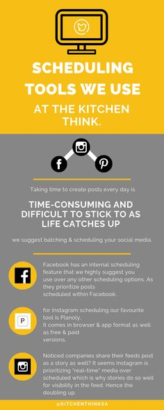 Dont deny your customers the chance to find your business. We talk about real, useful ways to start your social marketing. Social Media Template, Social Media Design, Social Media Scheduling Tools, Instagram Schedule, Best Facebook, Management Tips, Social Media Marketing, Budgeting, Restaurants