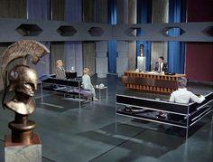 The Modtastic World of Gerry Anderson's Joe 90 Christopher Eccleston, Futuristic Interior, Retro Futuristic, Doctor Who, Joe 90, Uk Tv, Classic Sci Fi, Good Old, Star Trek