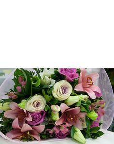 Στείλτε ένα μπουκέτο λουλουδιών με αλστρομέριες για να δείξετε την εκτίμηση και τον θαυμασμό σας. Μπουκέτα, συνθέσεις και φυτά με παράδοση αυθημερόν.