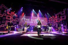 Central Christian Church (Henderson, NV) - Easter Stage - 2013