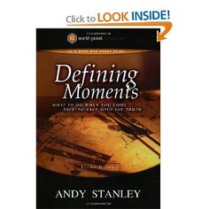 Essay about defining moments