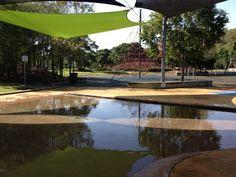 Rocks Riverside Park, Parks, Brisbane, Playground, Free