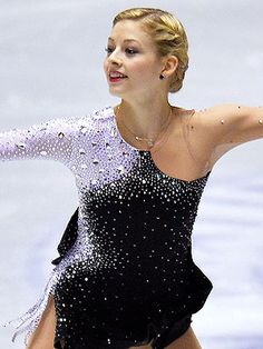 What's Olympic Figure Skater Gracie Gold's Good Luck Charm? | People.com